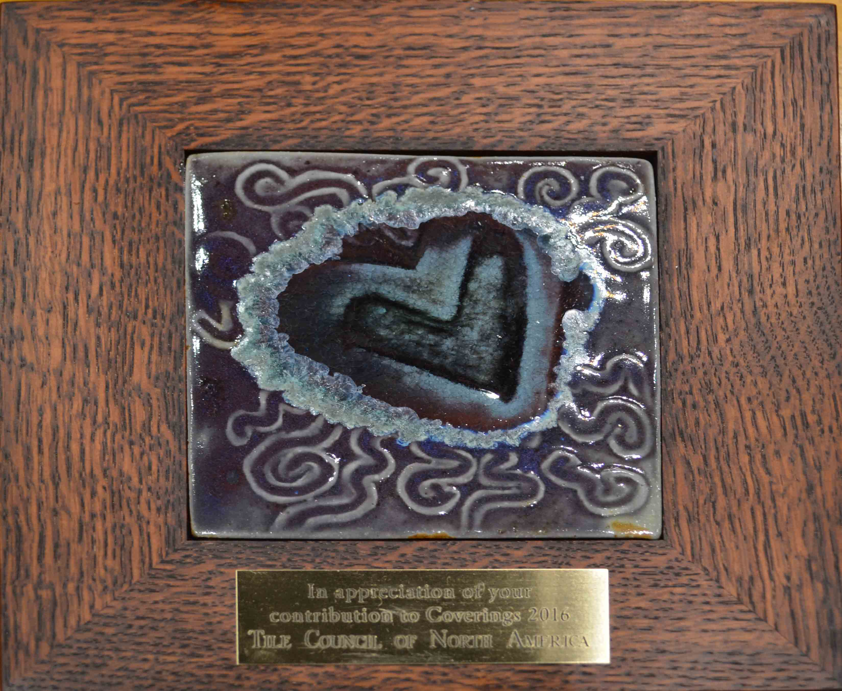 COVRINGS北美陶瓷与石材展突出贡献奖