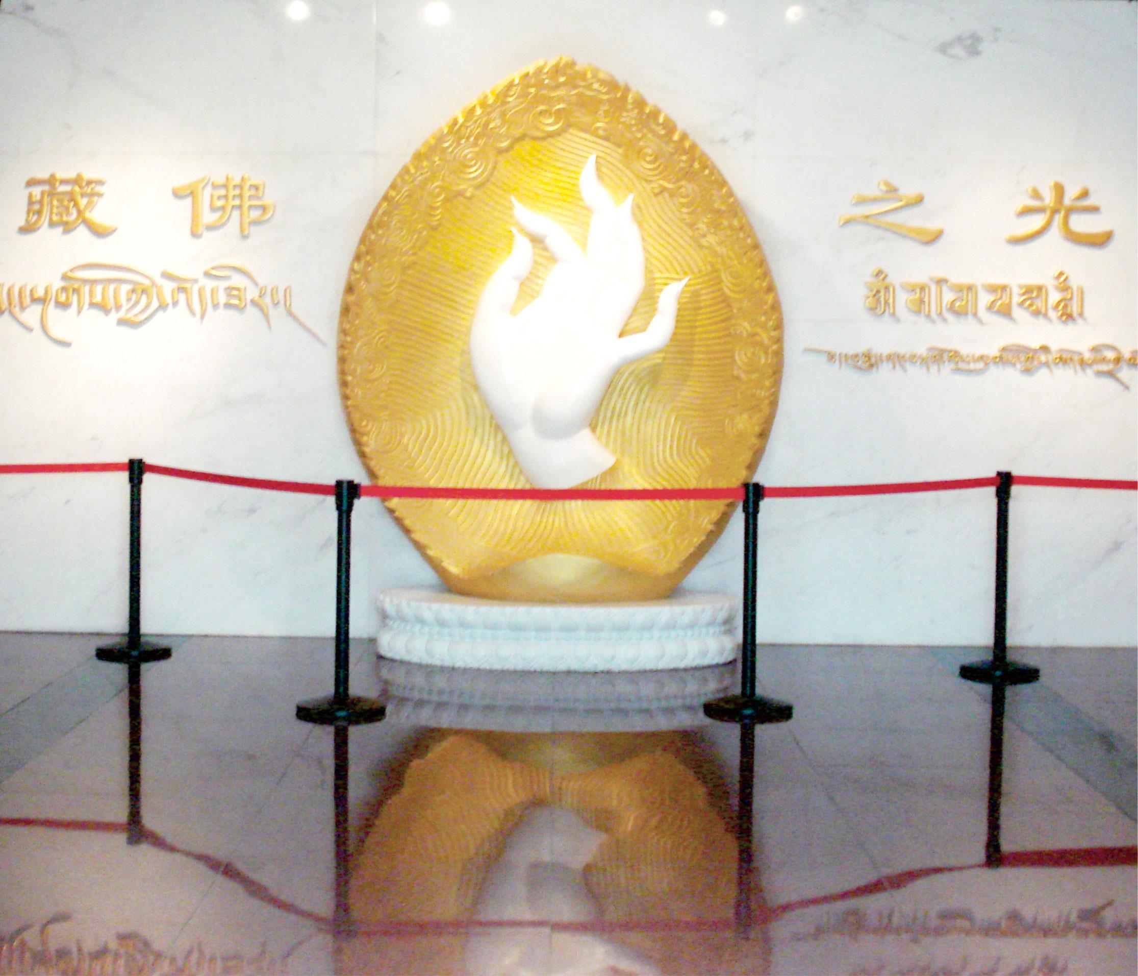 四川博物馆《藏佛之光》